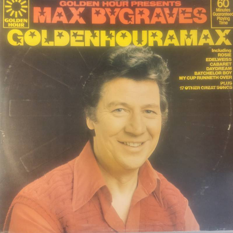 Max Bygraves - Golden hour