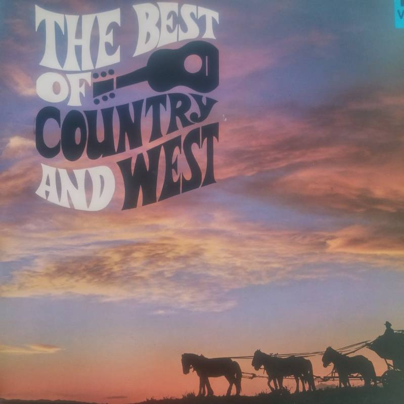 Various - The best of country and west