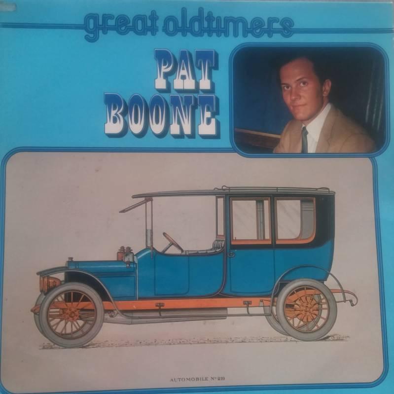 Pat Boone - Great old timers