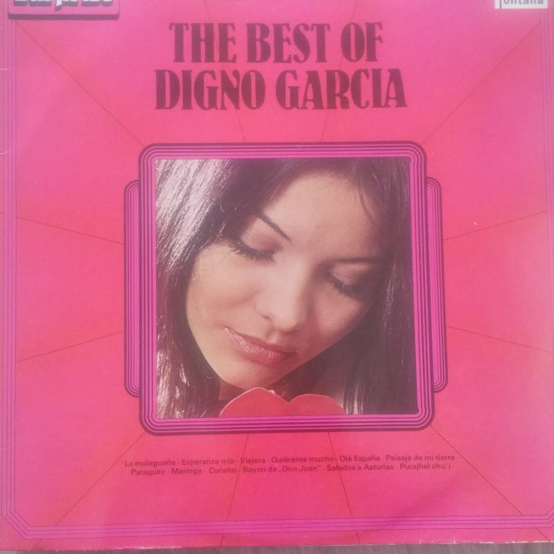 Digno Garcia - the best of