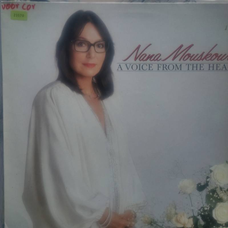 Nana Mouskouri - A voice from the heart