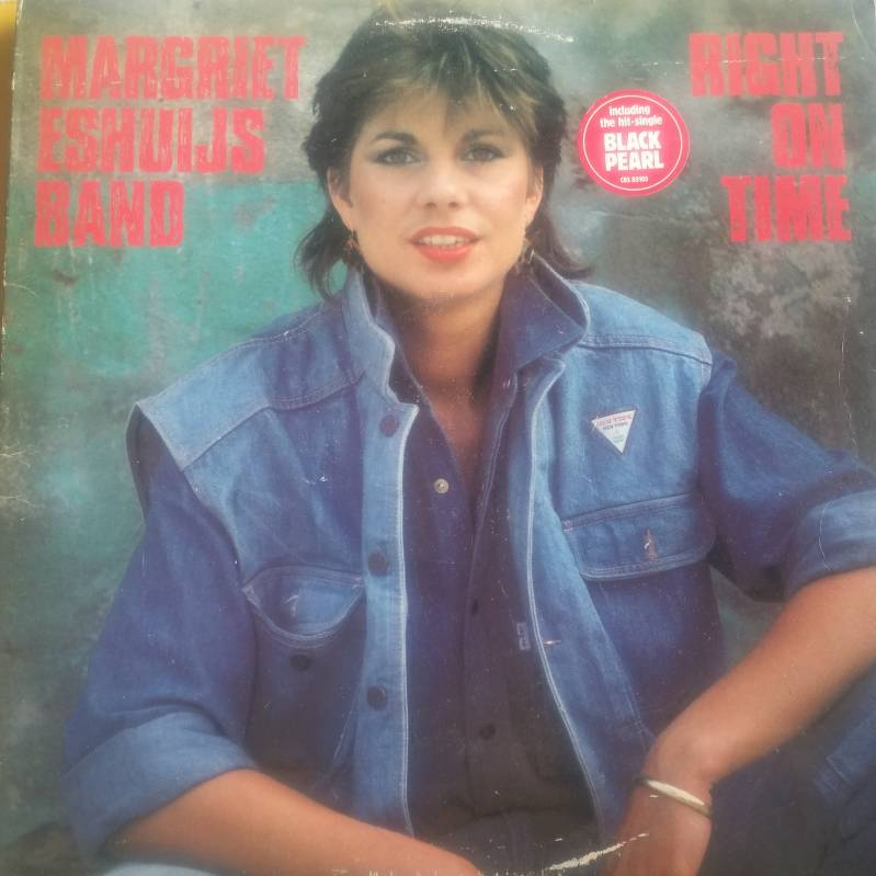 Margriet Eshuijs Band - Right on time