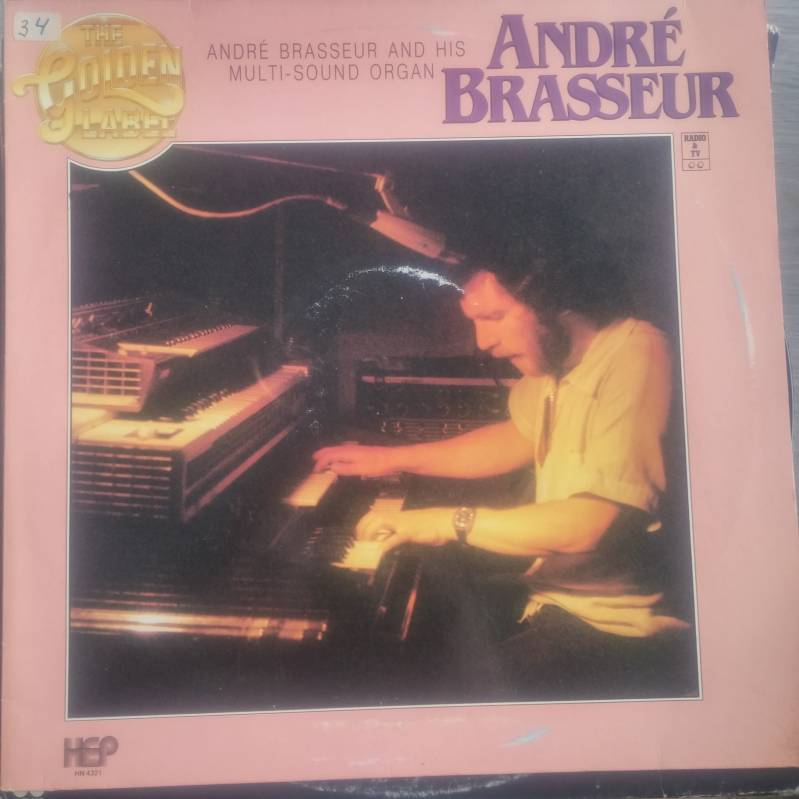 Andre Brasseur and his multi organ
