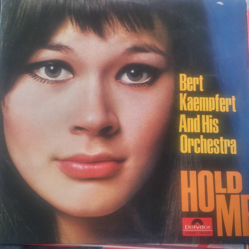 Bert Kaemfert and his orchestra - Hold me