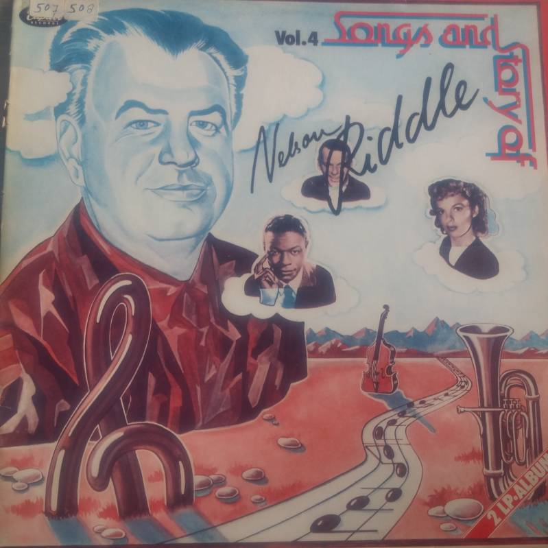 Nelson Riddle -  Songs and story of (2LP's)