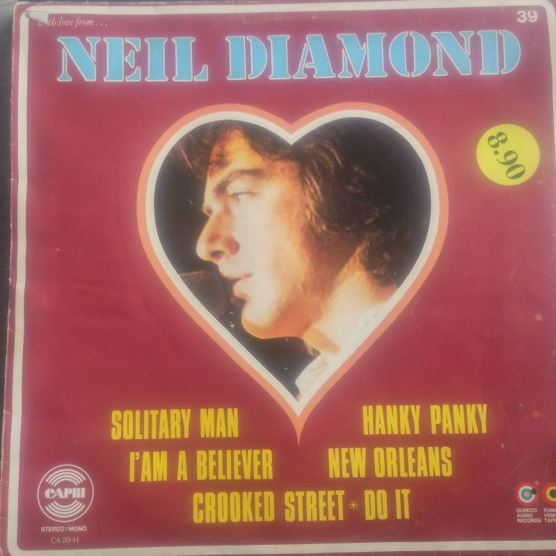 Neil Diamond - with love from