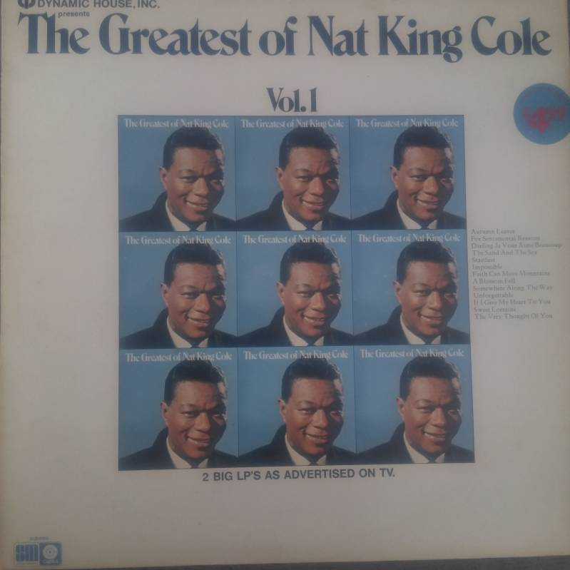 Nat King Cole - The greatest