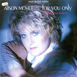 Alison Moyet - For You Only (Extended New Version)