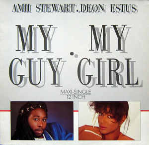 Amii Stewart & Deon Estus - My Guy, My Girl (Extended Mix)
