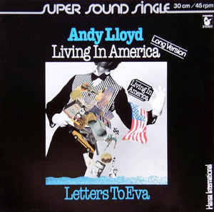 Andy Lloyd - Living In America (Long Version)