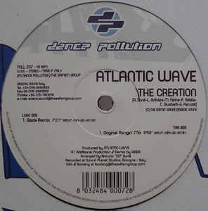 Atlantic Wave - The Creation