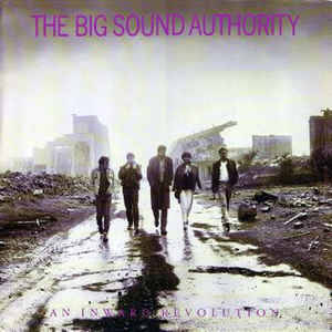Big Sound Authority, The - An Inward Revolution