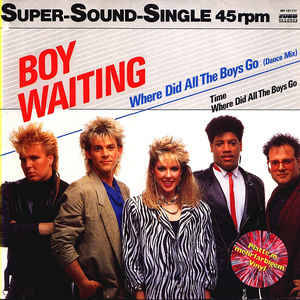 Boy Waiting - Where Did All The Boys Go