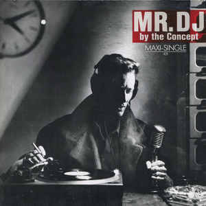 Concept, The - Mr. DJ (Vocal)