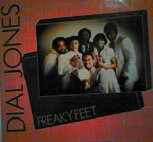 Dial Jones - Freaky Feet