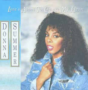 Donna Summer - Love's About TO Change My Heart (Extended Version)