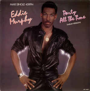 Eddie Murphy - Party All The Time (Album Version)