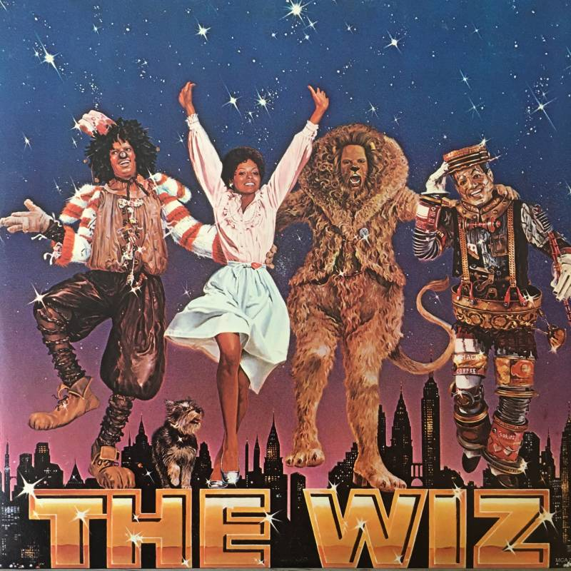 The Wiz (2LP's)