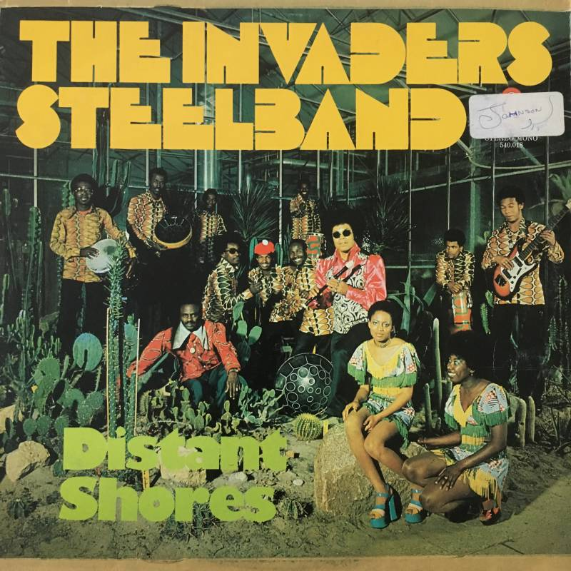 The Invaders Steelband - Distant Shores