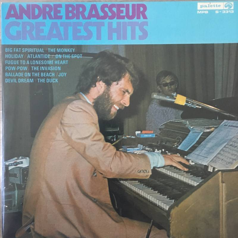 Andre Brasseur - Greatest Hits