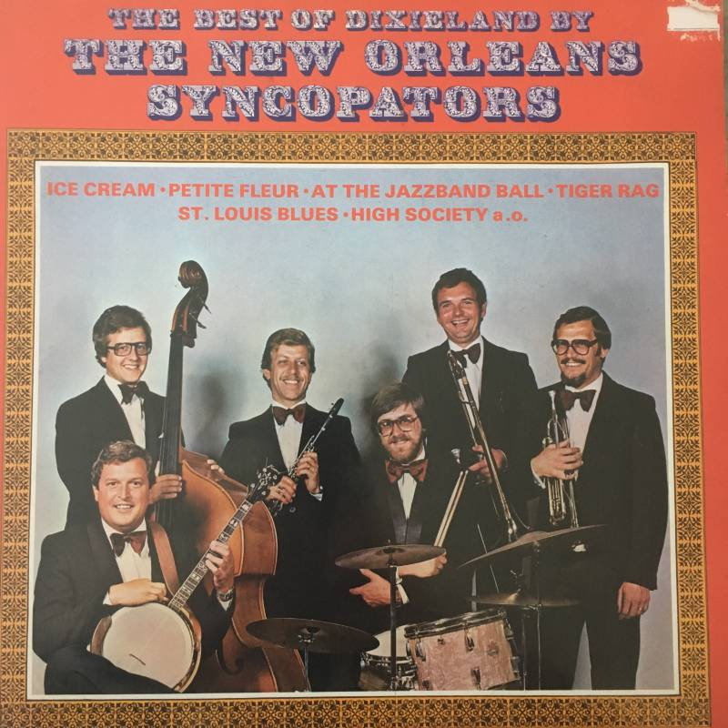 The New Orleans Syncopators - The Best Of Dixieland