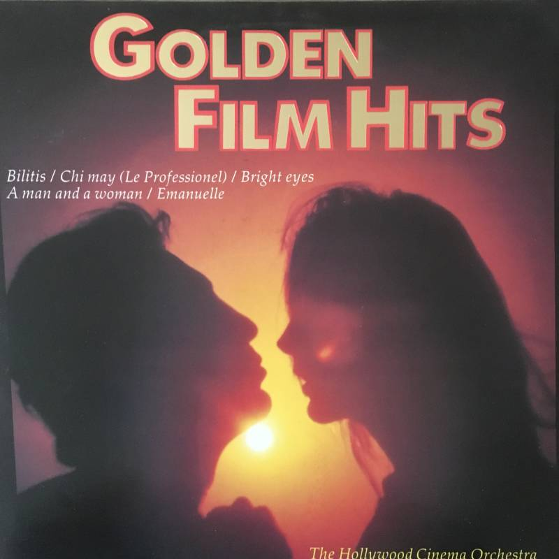 The Hollywood Cinema Orchestra - Golden Film Hits