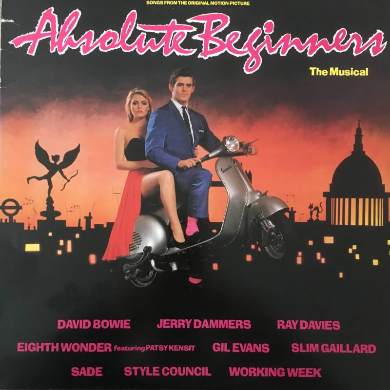 Absolute Beginners (o.a. David Bowie)