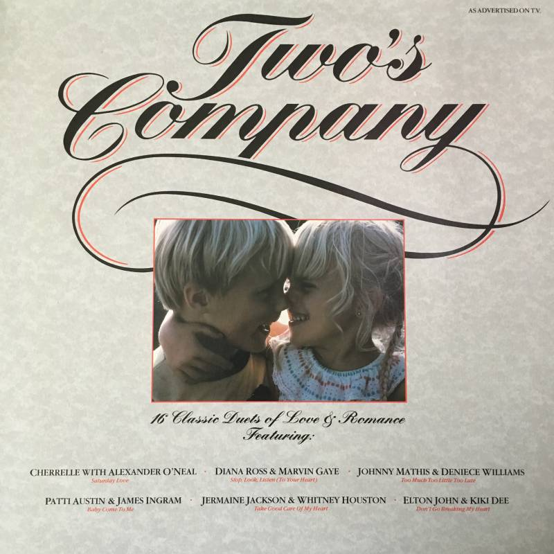 Two's Company - 16 Classic Duets of Love & Romance