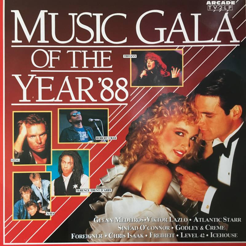Music Gala Of The Year '88 (2 LP's)