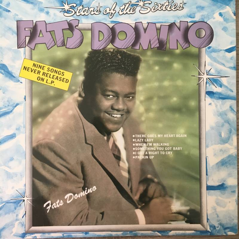 Fats Domino - Stars Of The Sixties