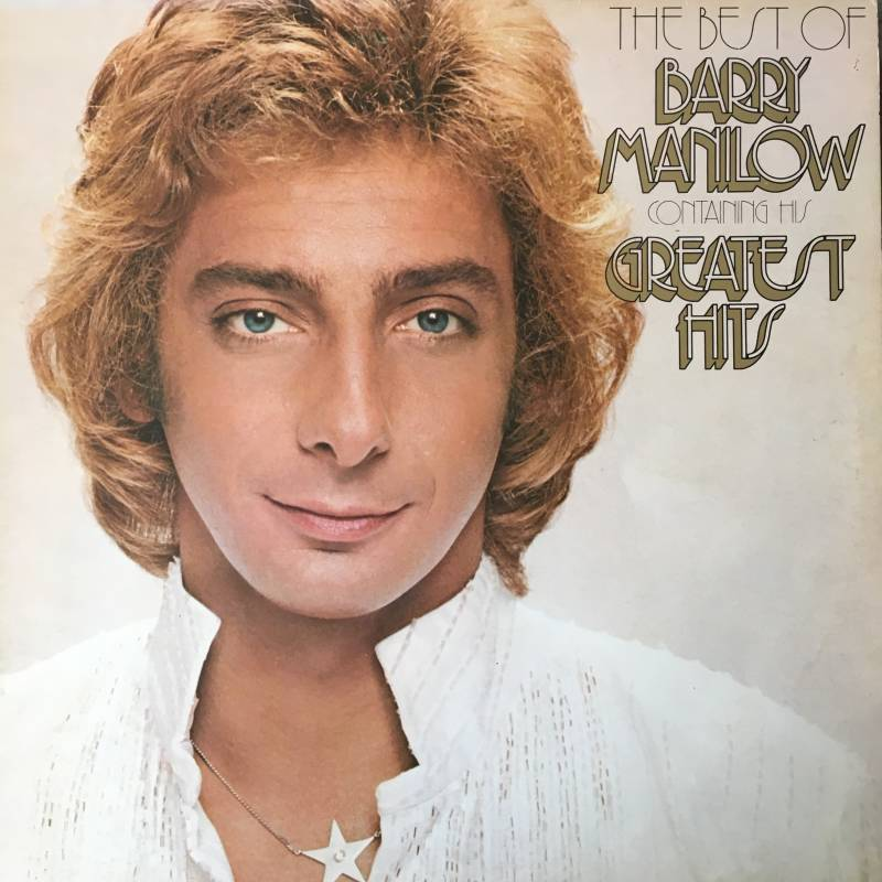 Barry Manilow - The Best Of Barry Manilow