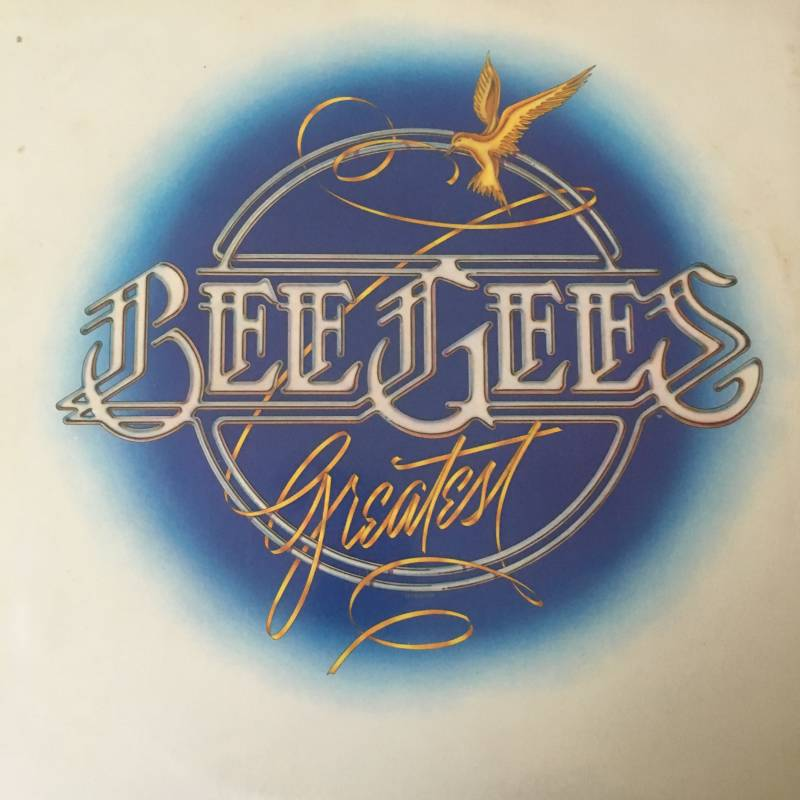 Bee Gees - Bee Gees Greatest (2LP's)