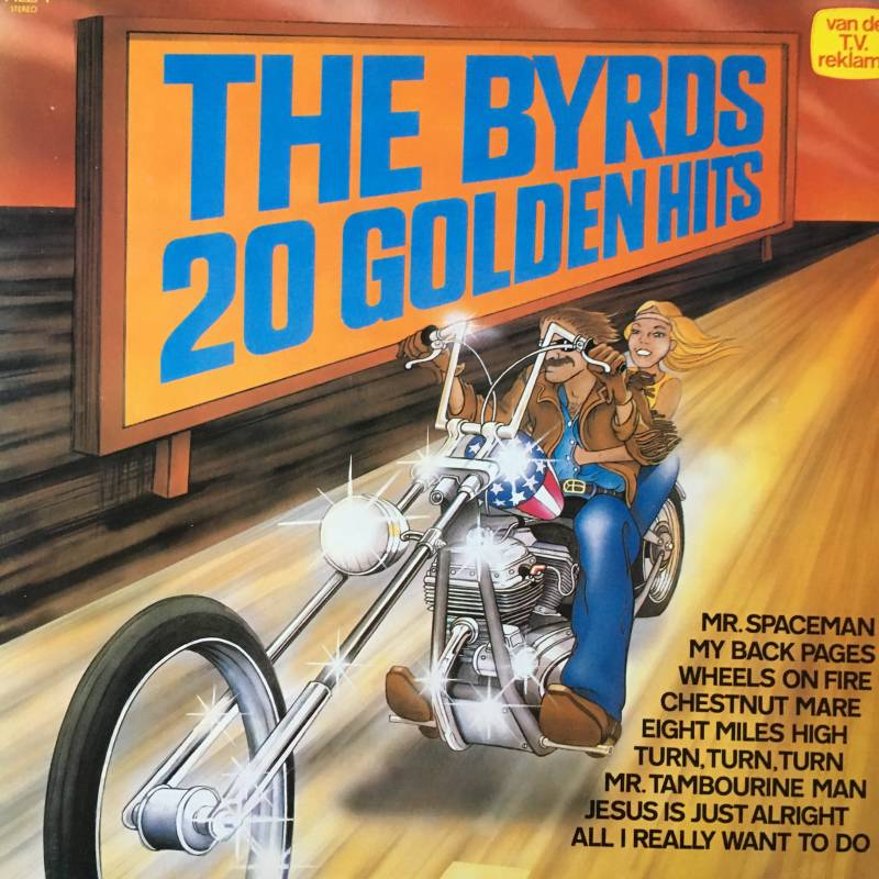 The Byrds - 20 Golden Hits