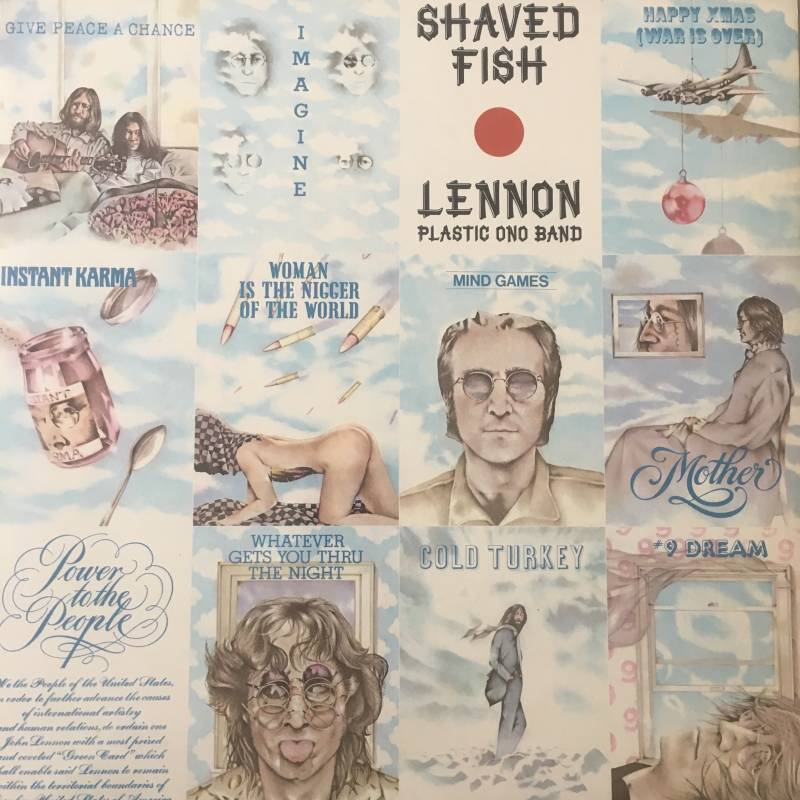 Lennon Plastic Ono Band - Shaved Fish