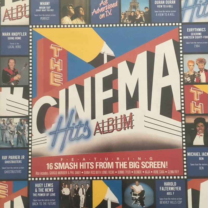The Cinema Hits Album