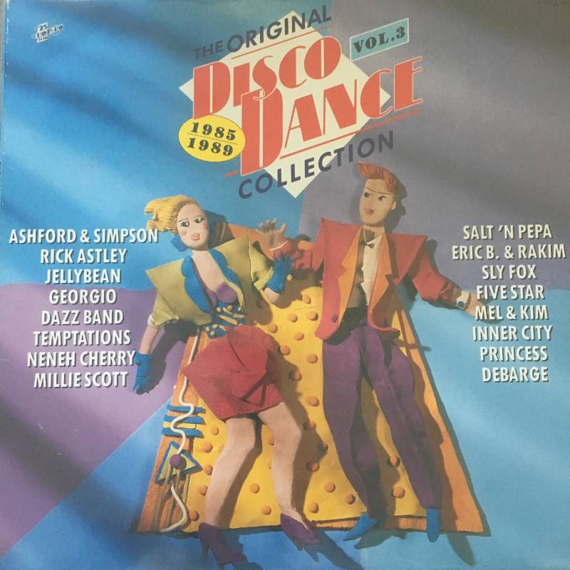 The Original Disco Dance Collection - Volume 3 (2LP's)