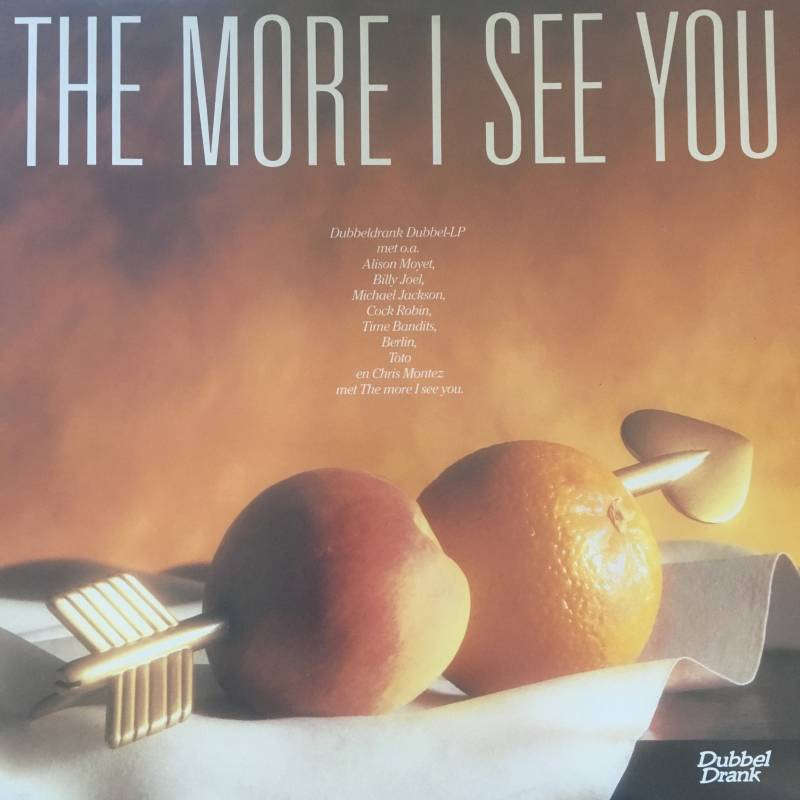The More I See You  (2 LP's)
