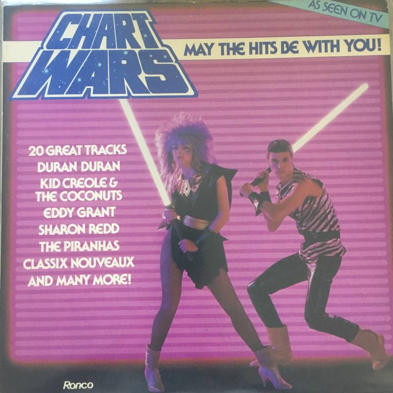 Chart Wars - May The Hits Be With You