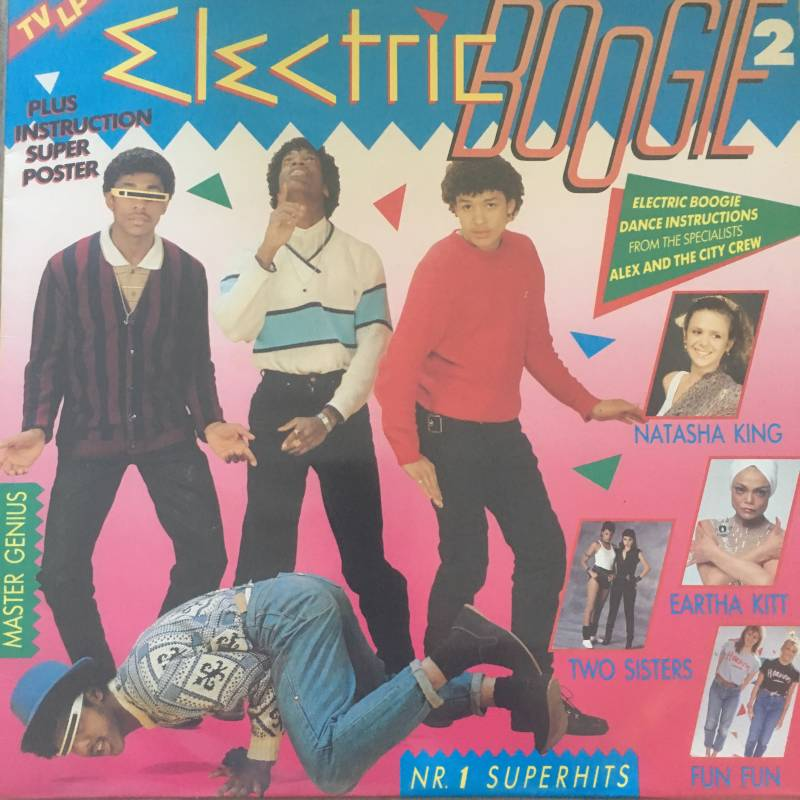 Electric Boogie 2 - Nr 1 Superhits