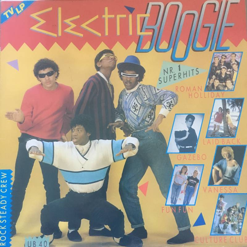Electric Boogie - Nr 1 Superhits
