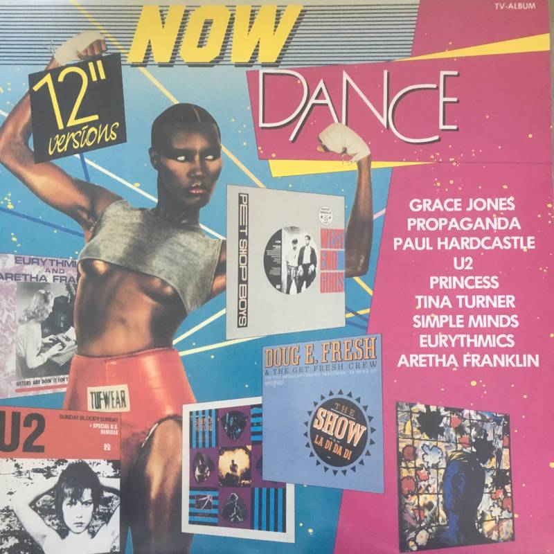 Now Dance (2 LP's)