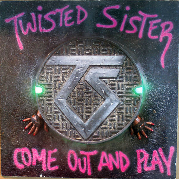 Twisted Sister ‎– Come Out And Play   [idnr:13405]
