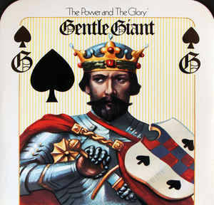 Gentle Giant ‎– The Power And The Glory [idnr:11883]