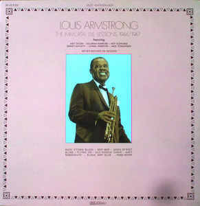 Louis Armstrong – The Immortal Live Sessions [idnr:14870]