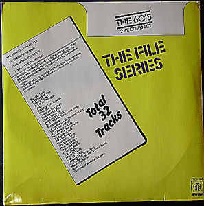 File Series, The - The 60's File [idnr:10211]