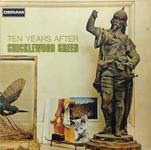 Ten Years After ‎– Cricklewood Green [idnr:11070]