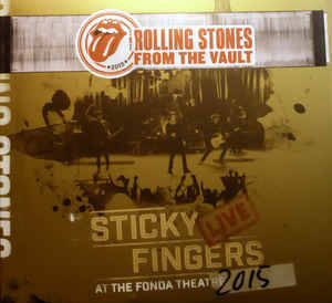Rolling Stones, The – Sticky Fingers Live At The Fonda Theatre 2015  [idnr:14020]