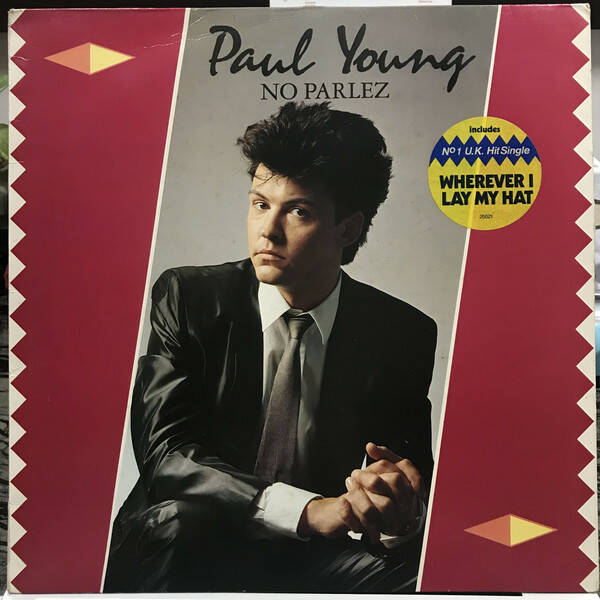 Paul Young ‎– No Parlez  [idnr:13377]