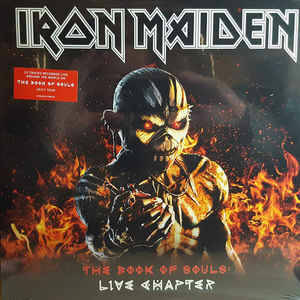 Iron Maiden – The Book Of Souls: Live Chapter [idnr:14035]
