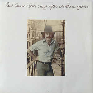 Paul Simon ‎– Still Crazy After All These Years [idnr:12038]
